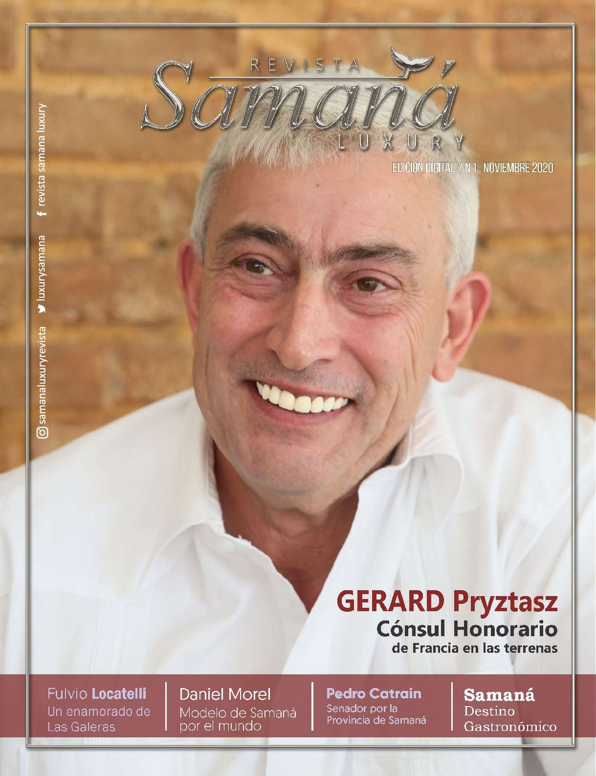Revista Samaná Luxury