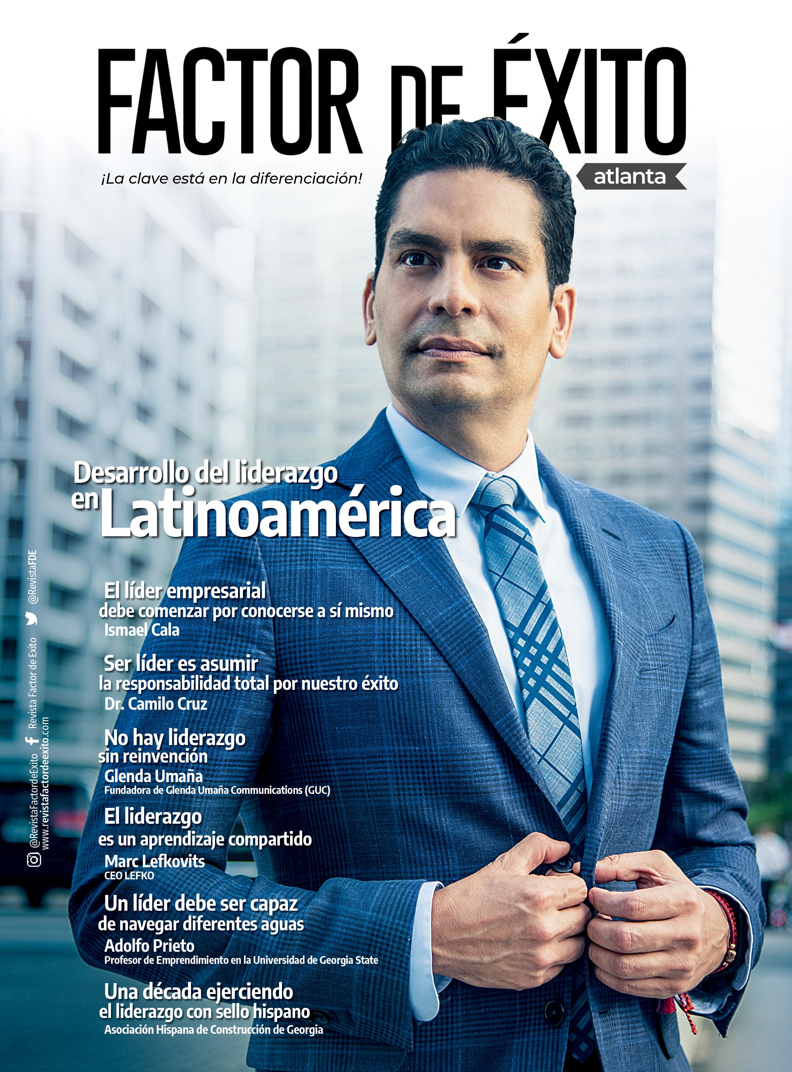 ATLANTA  edición #1 Revista Factor de Éxito