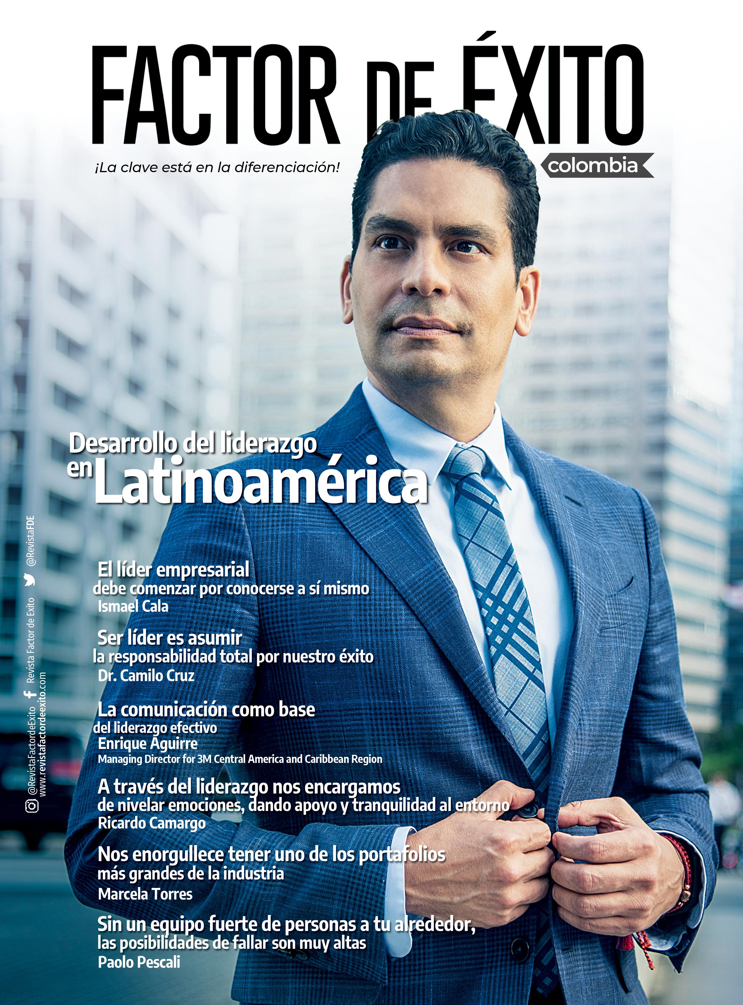 COLOMBIA edición #1 Revista Factor de Éxito