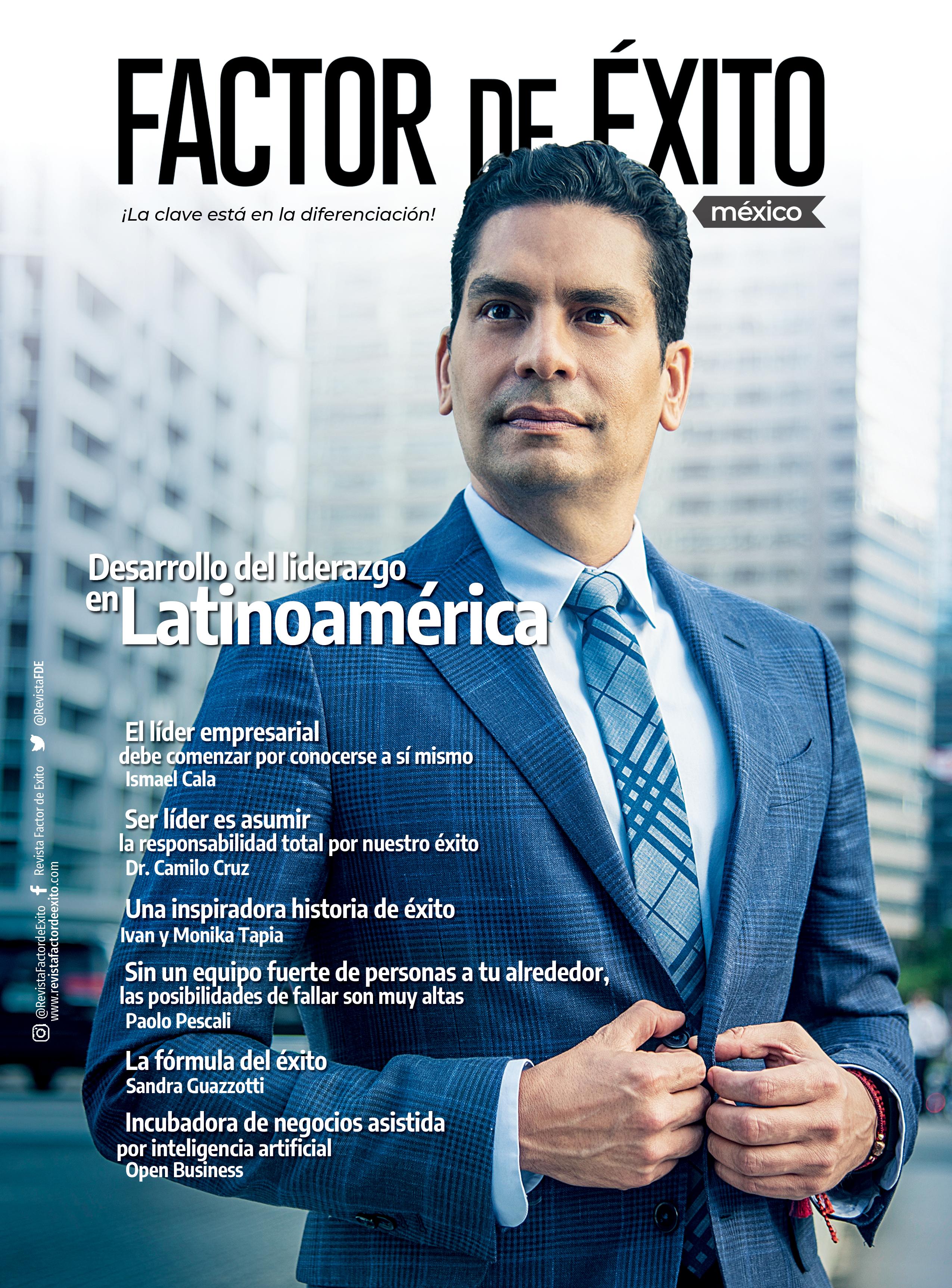 MÉXICO edición#1 Revista Factor de Éxito