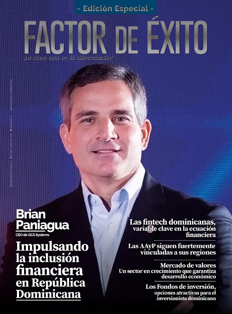 Revista Factor de Éxito- Edición Especial  #2: La ecuación financiera que impulsa el desarrollo de República Dominicana