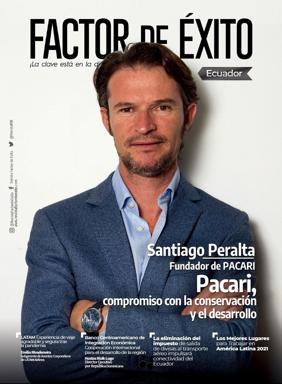 Revista Factor de Éxito Ecuador edición #2