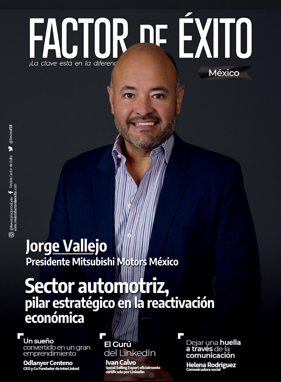 Revista Factor de Éxito México edición #2