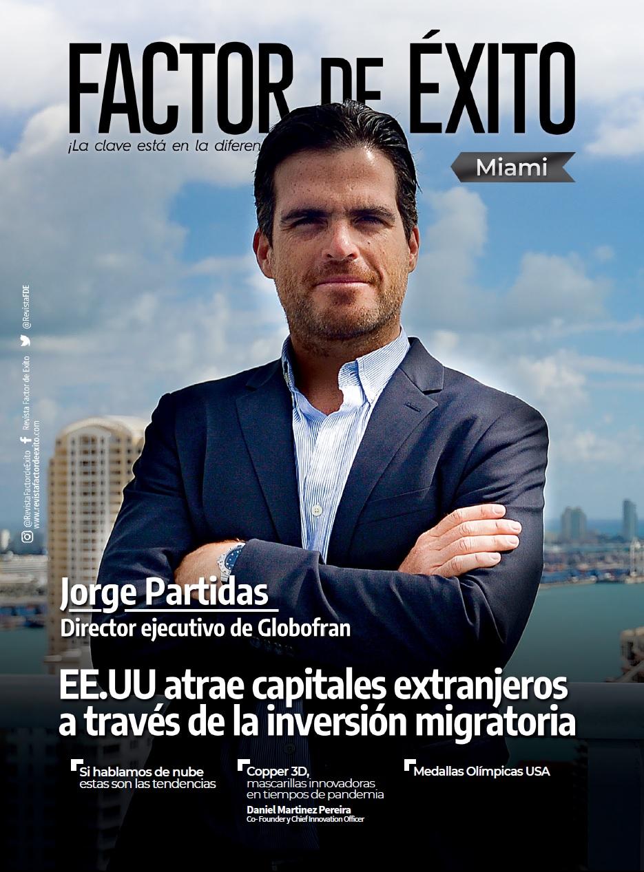 Revista Factor de éxito Miami edición #2