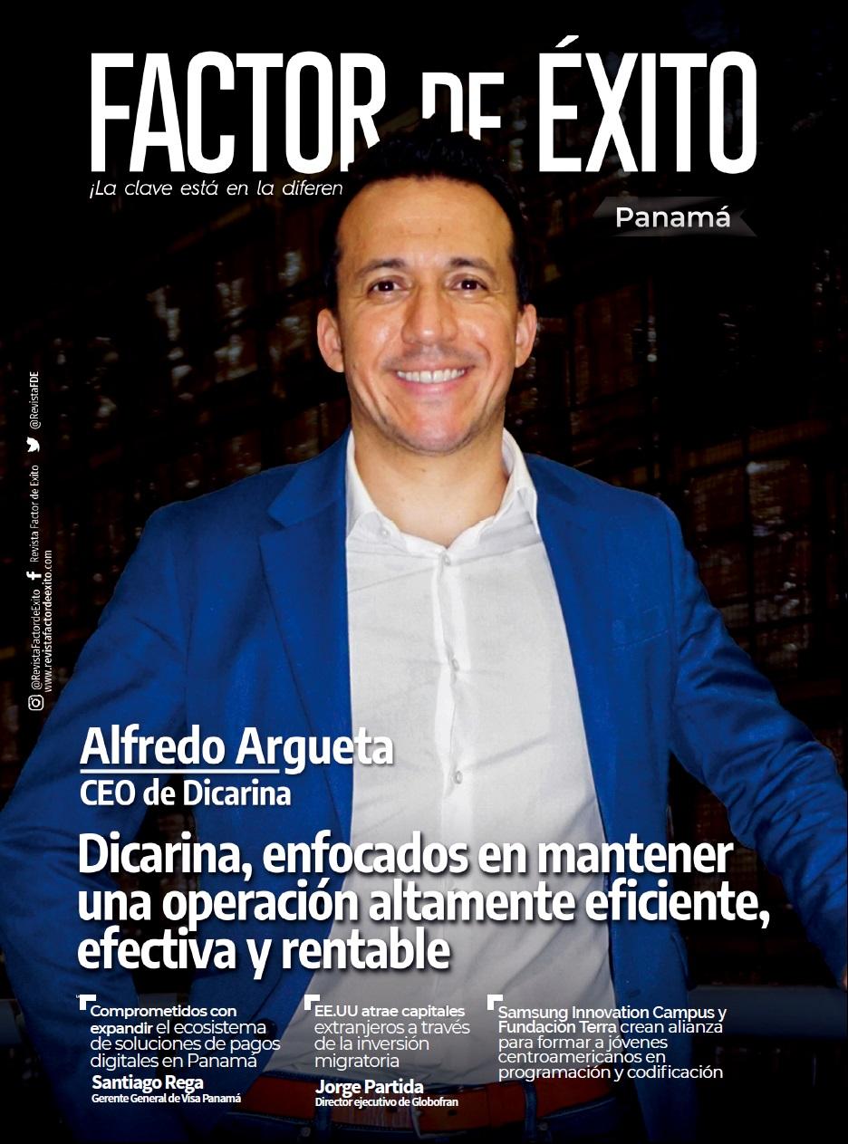 Revista Factor de Éxito Panamá edición #2