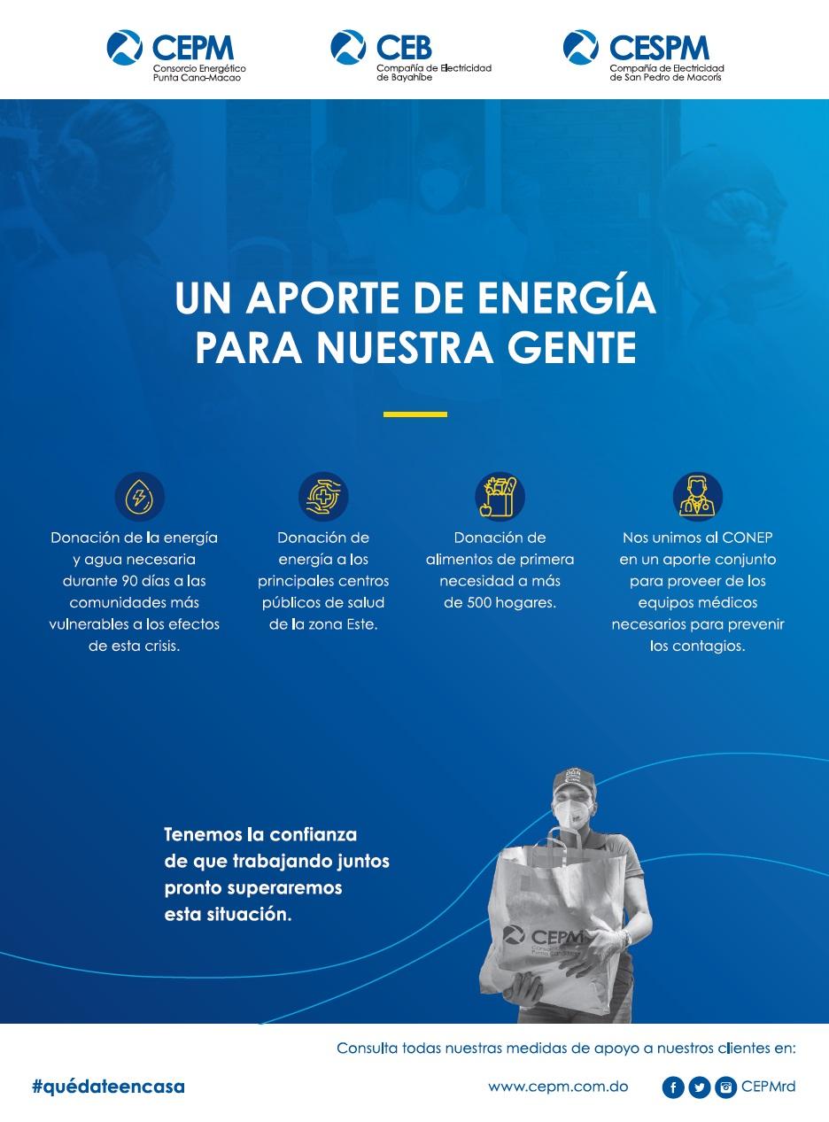 Consorcio Energético Punta Cana Macao (CEPM) en