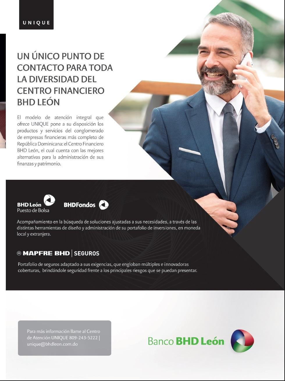 Banco BHD León en