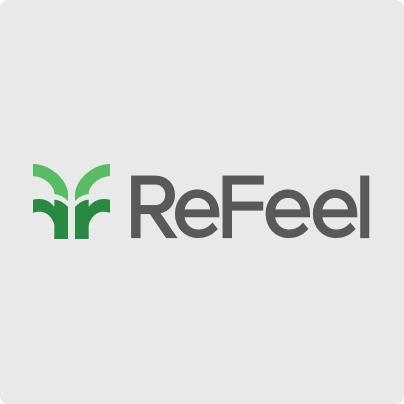 Refeel logo