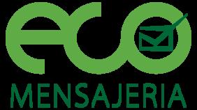 Eco mensajería logo
