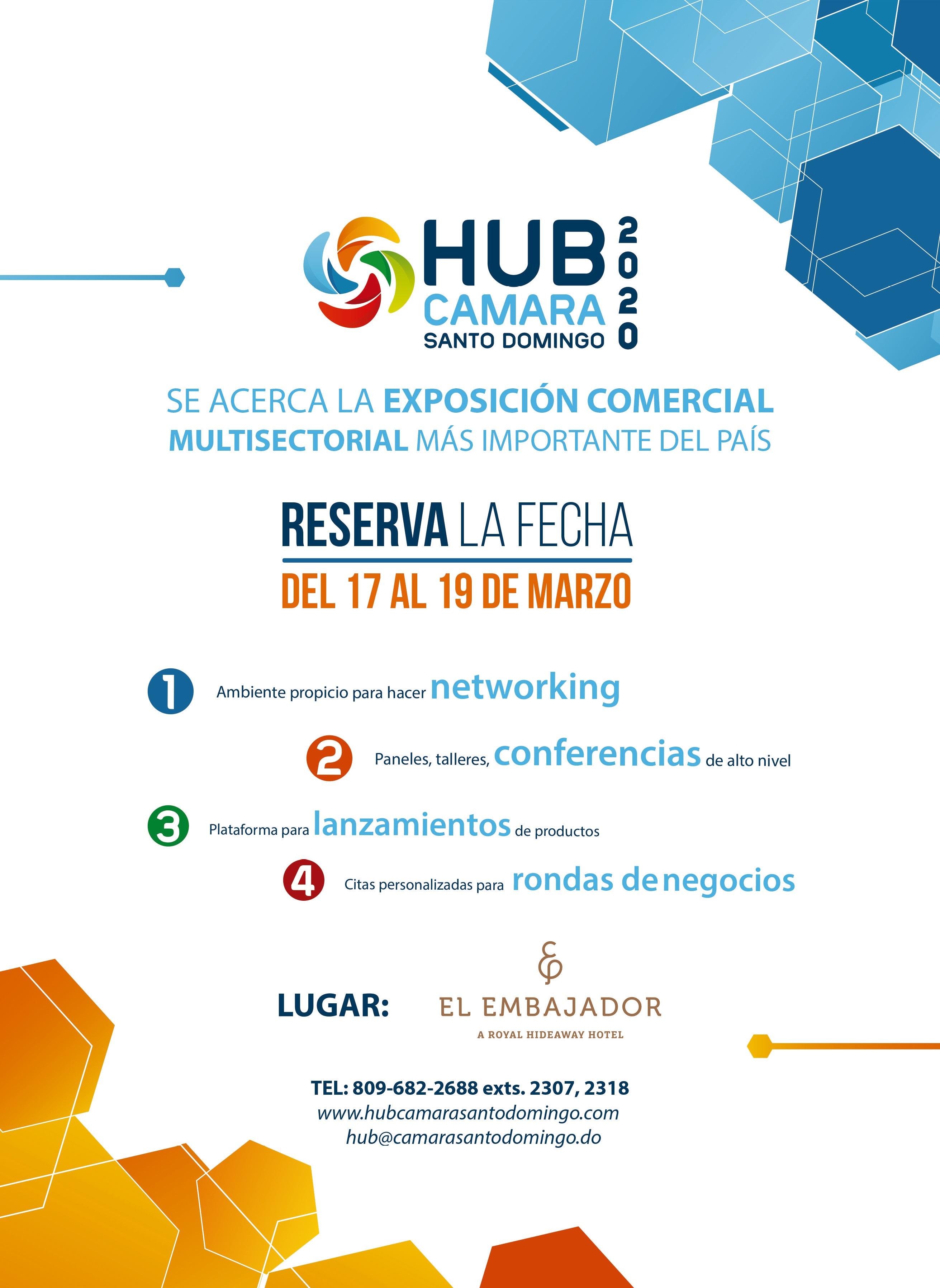 HUB Cámara Santo Domingo