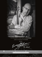 Ernesto Molina The Violinist