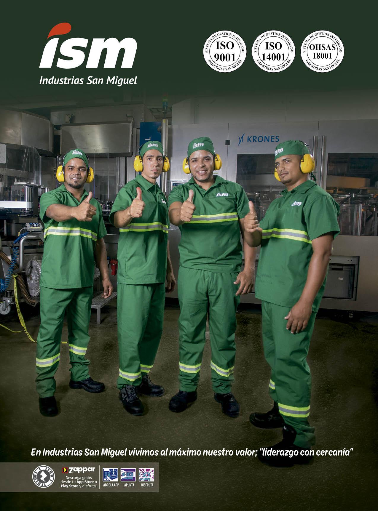 Industrias San Miguel ISM