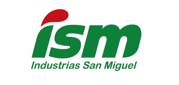 Industrias San Miguel ISM logo