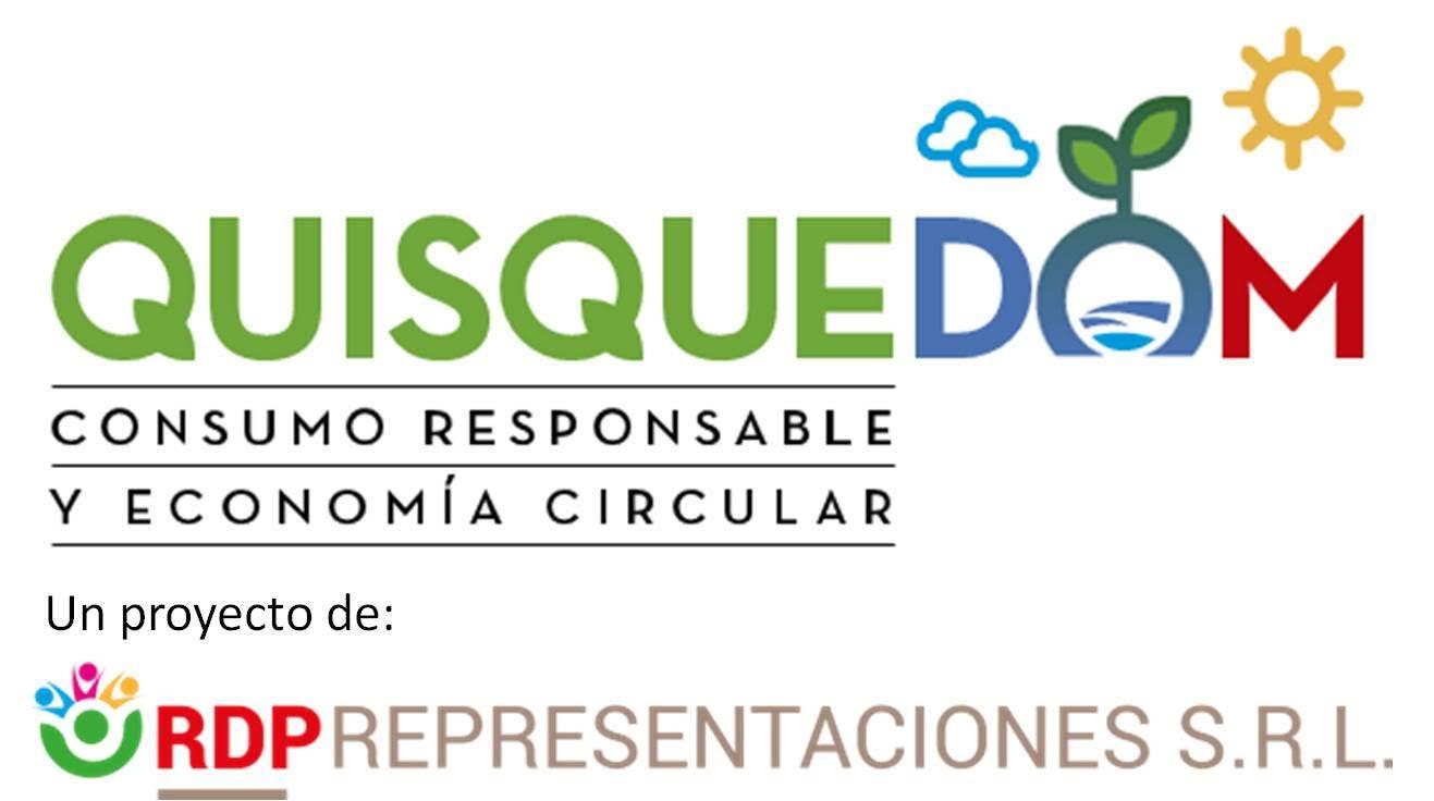 <p>QUISQUEDOM&nbsp; la nueva plataforma anal&oacute;gica y digital evangelizadora del consumo responsable y econom&iacute;a circular</p>