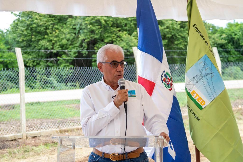 <p><strong>ETED cumple con la promesa hecha por el presidente Luis Abinader interconectar a 138 kV a Pedernales&nbsp;</strong></p>