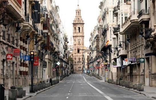 España se alista para abrir este lunes de forma parcial su economía