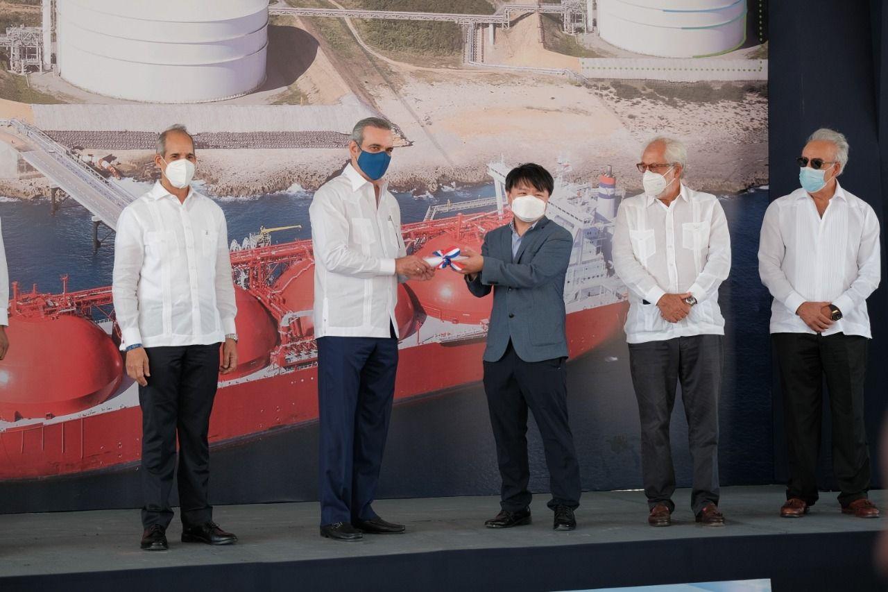 <p>ENADOM inicia construcci&oacute;n de un nuevo tanque de almacenamiento de Gas Natural por US$250 millones</p>