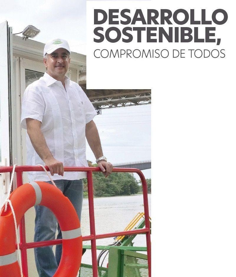 DESARROLLO SOSTENIBLE, COMPROMISO DE TODOS