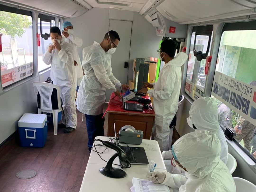 <p><strong>Industriales de Haina auspician jornada epidemiol&oacute;gica contra COVID-19</strong></p>