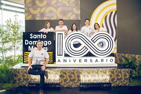 <p><strong>CENTENARIO DE SANTO DOMINGO MOTORS OBTIENE RECONOCIMIENTO INTERNACIONAL</strong></p>