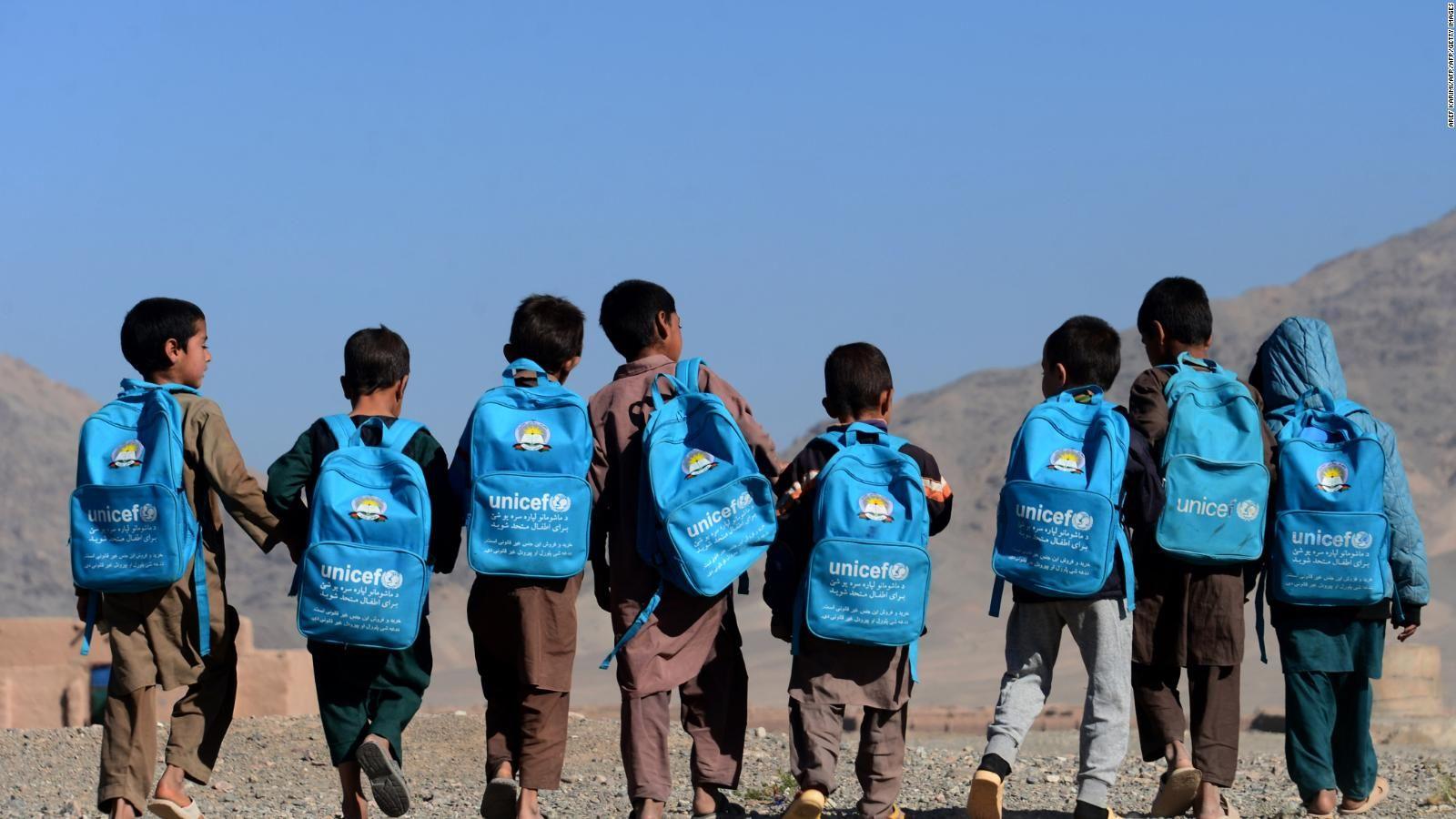 <p><strong>UNICEF: &ldquo;Los ni&ntilde;os no pueden permitirse otro a&ntilde;o sin escuela&rdquo;</strong></p>