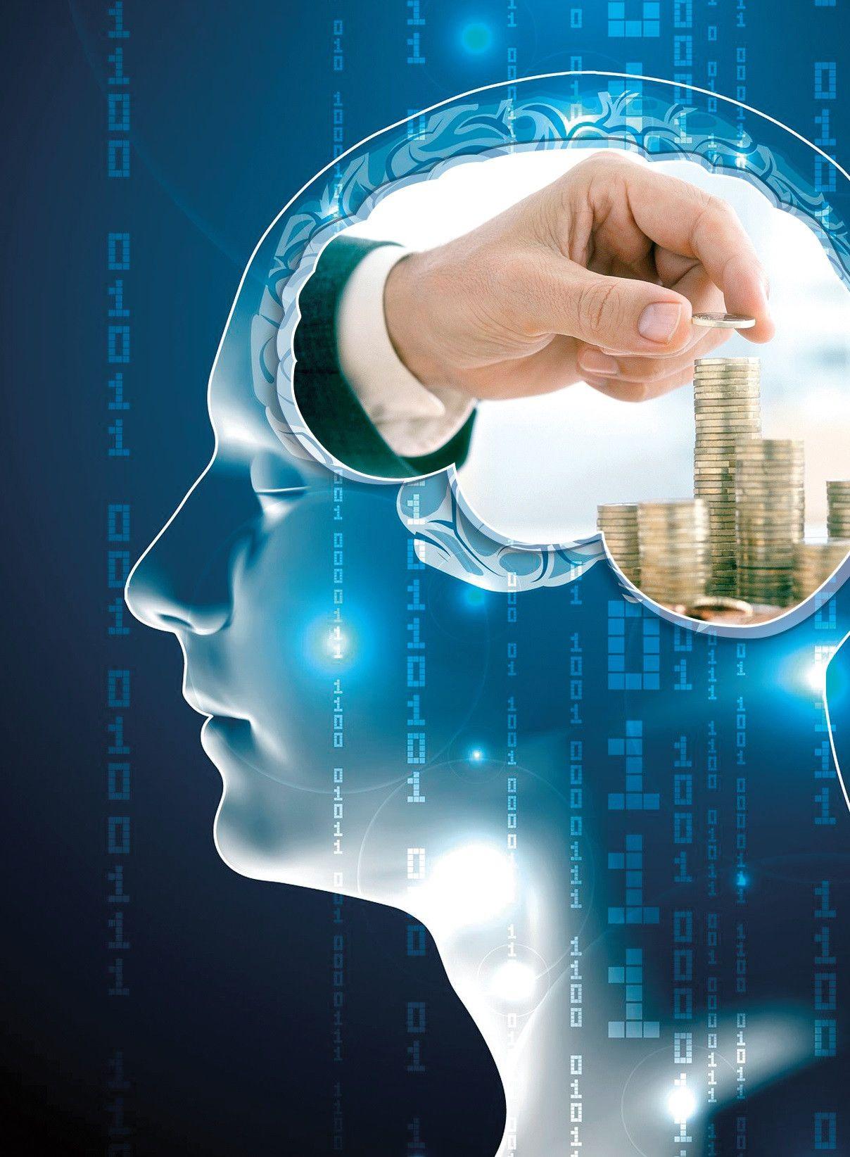¿Cómo invierte nuestro cerebro?