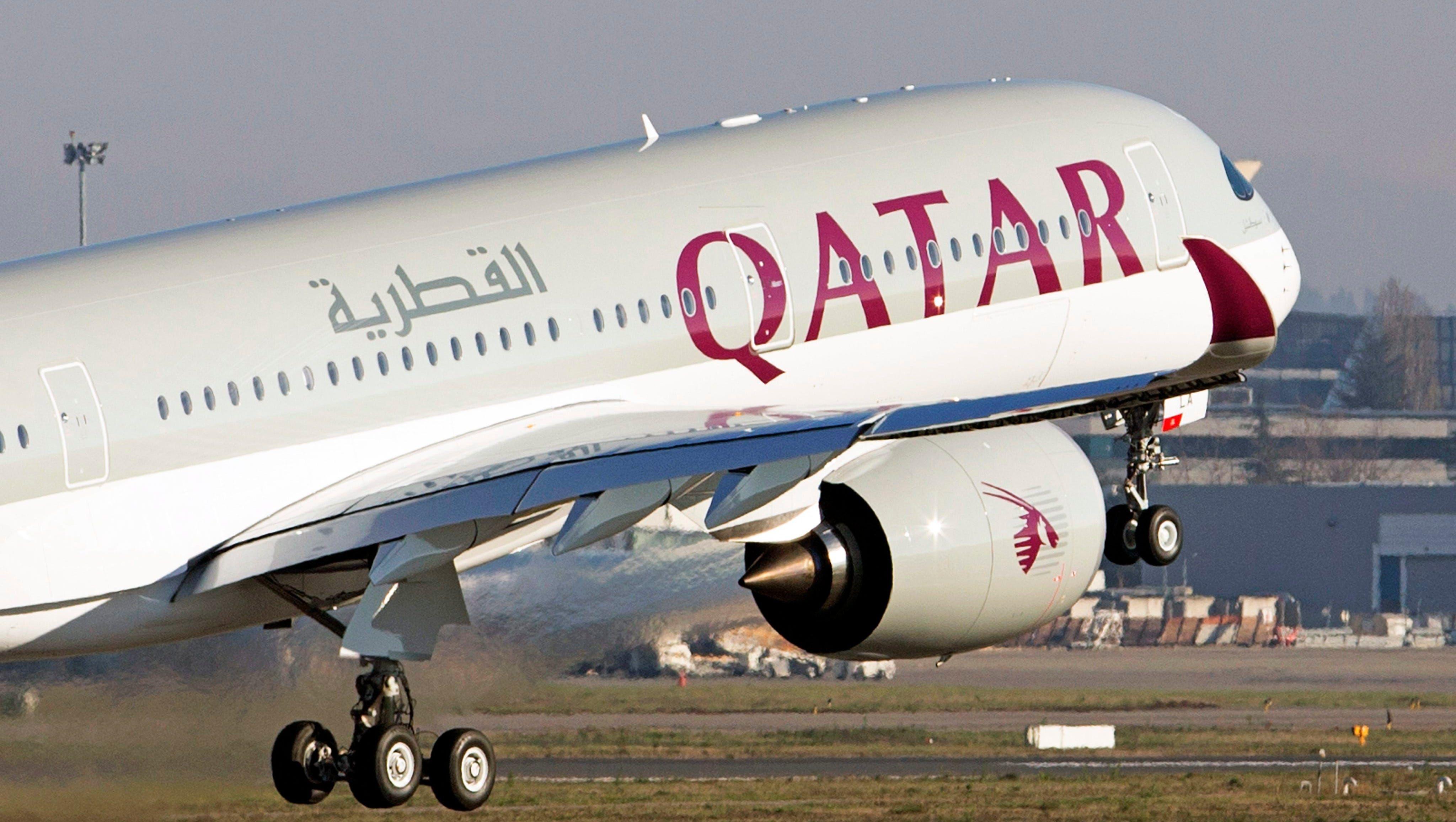 Reactivación de vuelos en la Aerolinea Qatar Airways