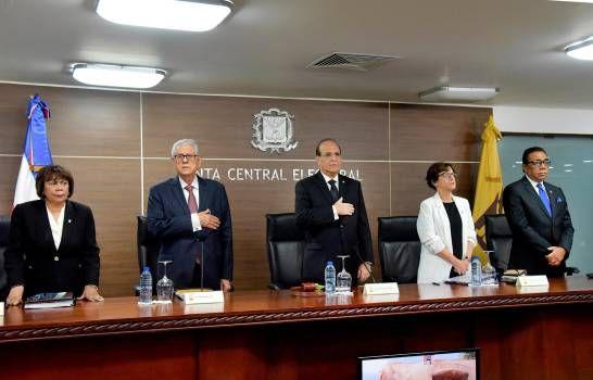 JCE dice que el pleno se pronunciará sobre voto dominicano en el exterior