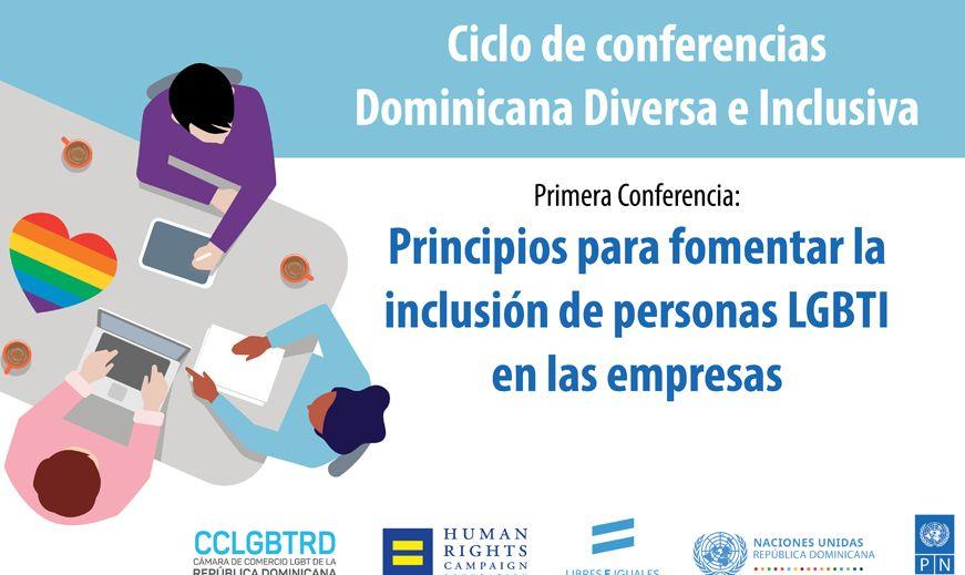 "Lanzan ciclo de conferencias ""Dominicana Diversa e Inclusiva"" para motivar respeto e inclusión en los negocios"