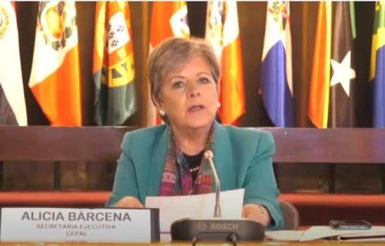 """Cepal: """"Si la pandemia no está bajo control, deberíamos esperar para abrir la economía"""""""