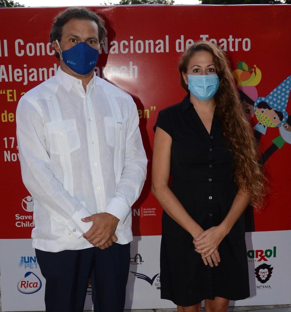 <p><strong>Save The Children Dominicana inaugura segundo Concurso Nacional de Teatro</strong></p>