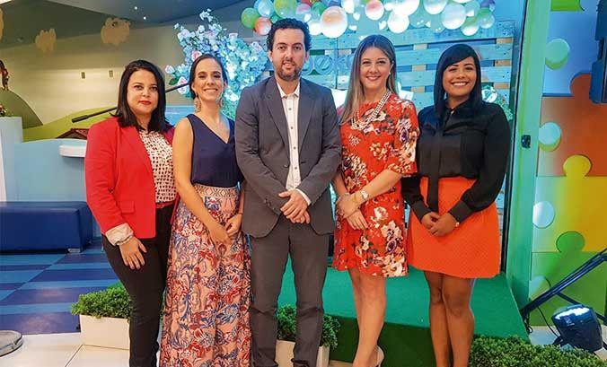 PEKE'S ZONE abrió en Acrópolis Center