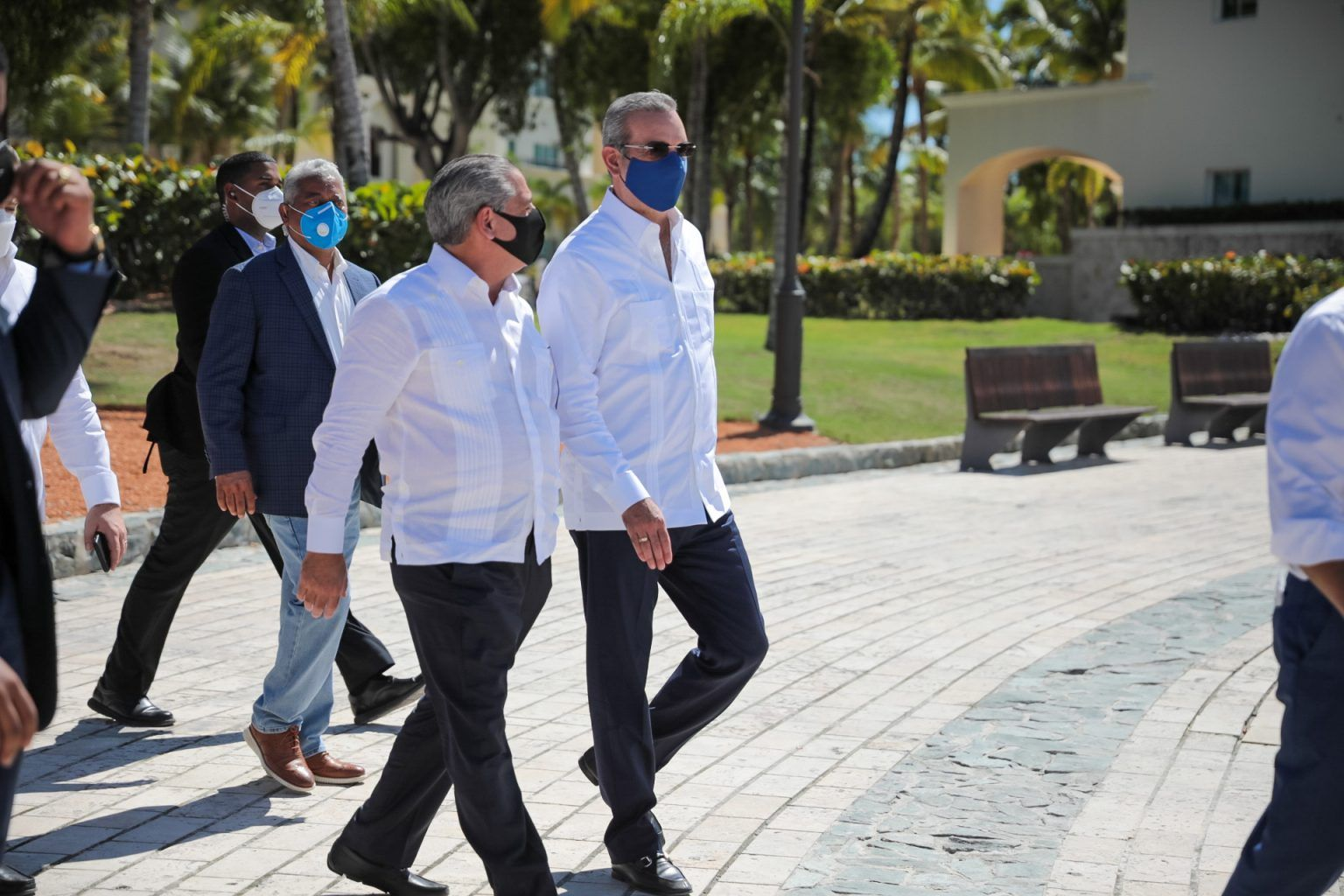 <p>Presidente de la Rep&uacute;blica, Luis Abinader, destaca a Cap Cana como destino marca-pa&iacute;s</p>