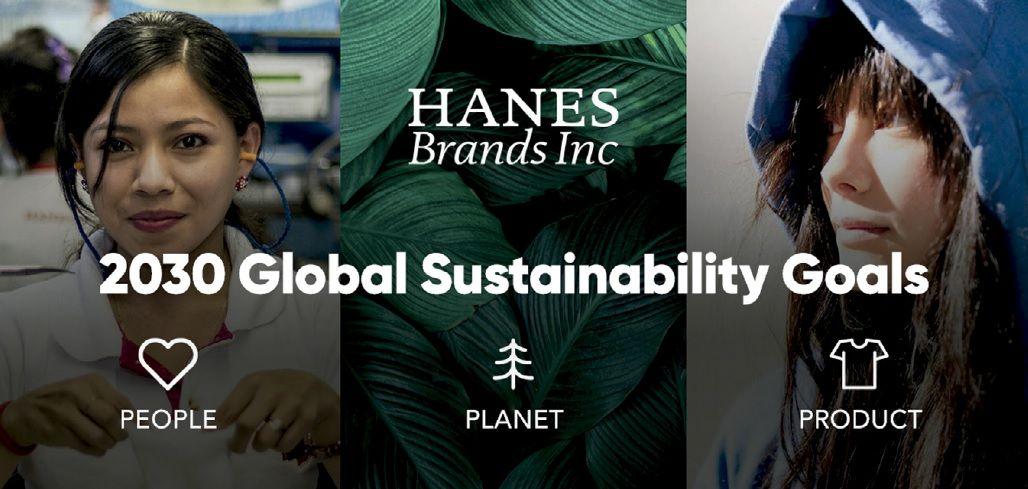 <p>HanesBrands proyecta mejorar la vida de 10 millones de personas</p>