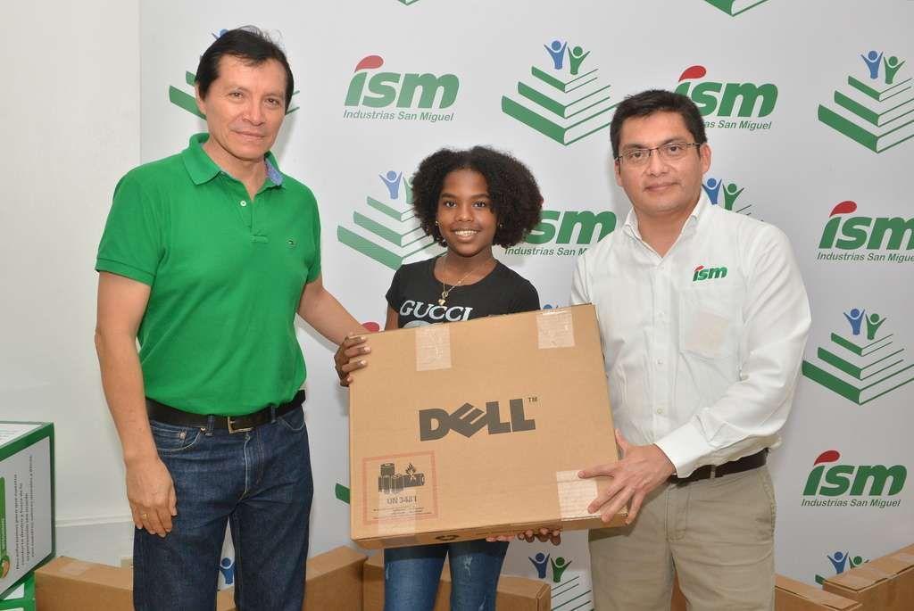 Industrias San Miguel realiza Premio a la Excelencia Educativa