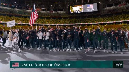 Medallas Olímpicas USA en Tokio 2021