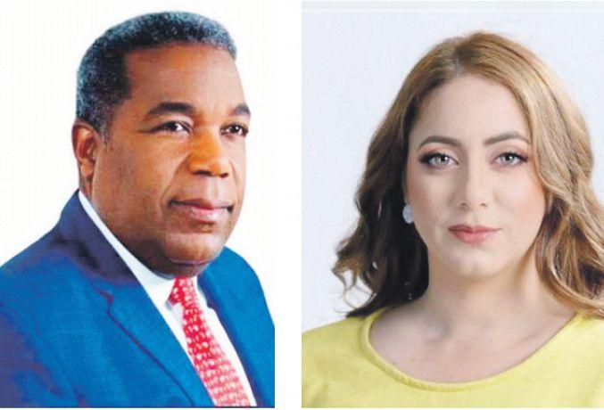 <p>Pe&ntilde;a Guaba y Gloria Reyes van al Gabinete de Pol&iacute;ticas Sociales</p>