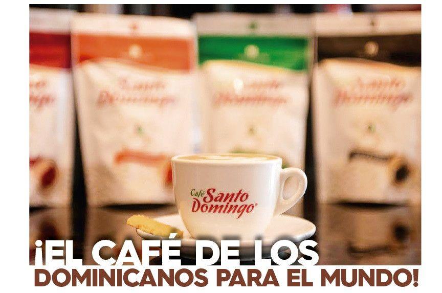 Marca País: Café Santo Domingo, EL CAFÉ DE LOS DOMINICANOS PARA EL MUNDO