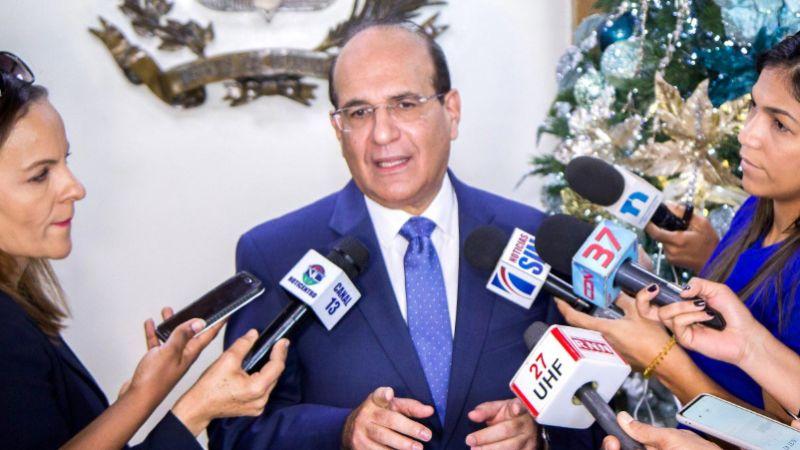 Presidente JCE dice discutirá con partidos protocolo sanitario para elecciones 5 de julio
