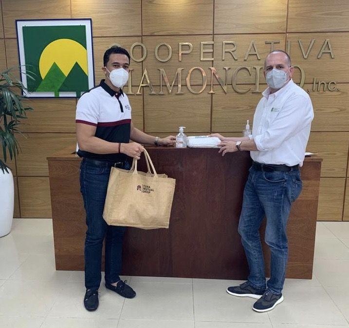 CUNA Mutual Group dona alimentos y kits de protección a empleados de cooperativas