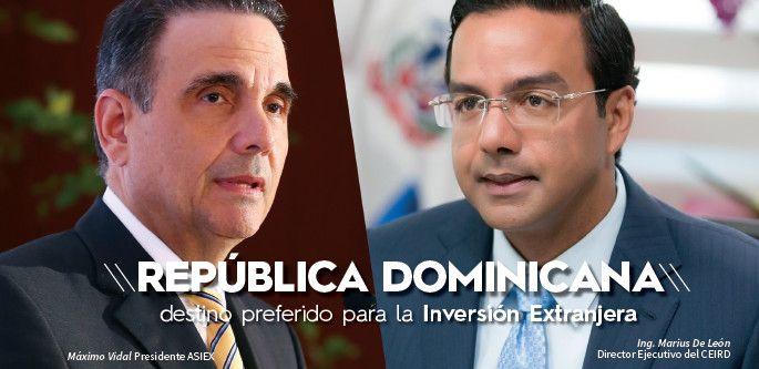 República Dominicana destino preferido para la Inversión Extranjera