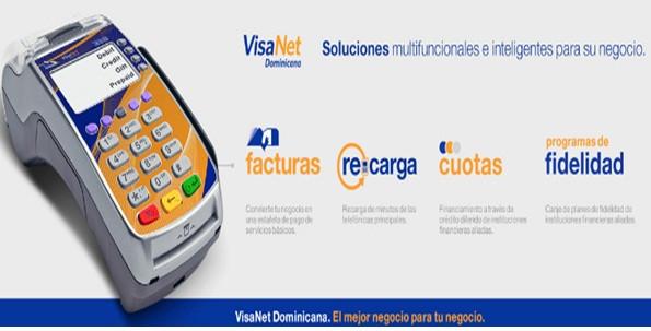 Nueva plataforma de comercio electrónico introduce VisaNet Dominicana