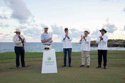 <p>Hudson Swafford gana la 3ra edici&oacute;n del Corales Puntacana Resort &amp; Club Championship PGA TOUR</p>