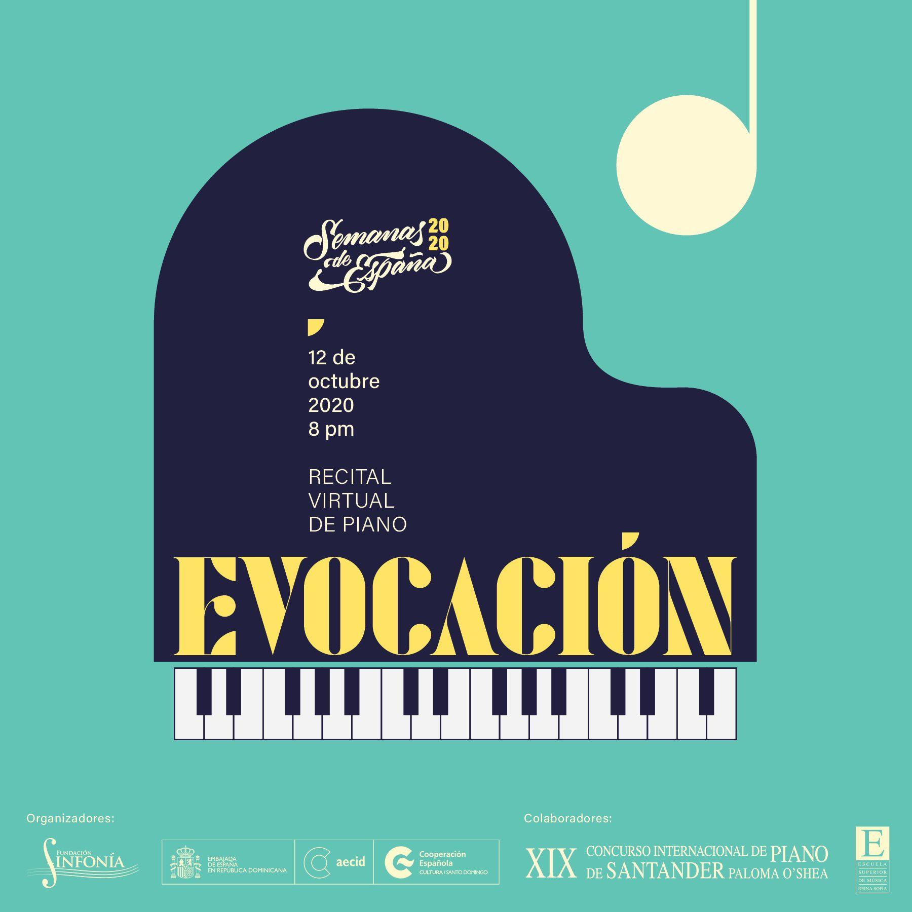 <p>REALIZAR&Aacute;N CONCIERTO DE PIANO CON EL VIRTUOSO ENRIQUE LAPAZ</p>