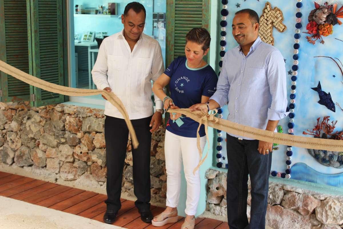 Iberostar inaugura un laboratorio de corales en República Dominicana