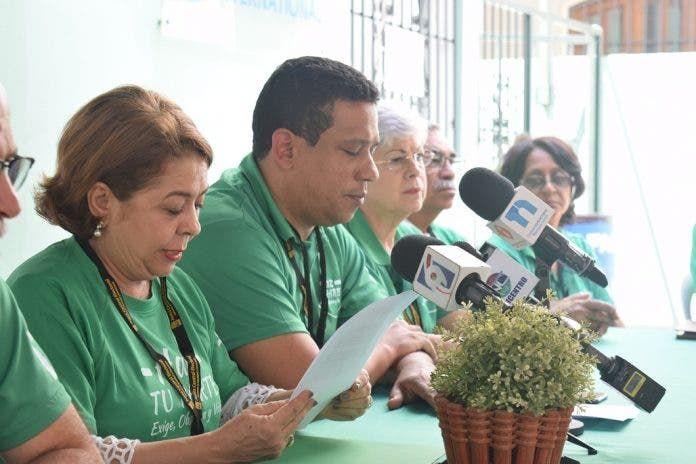 Participación Ciudadana respalda debates electorales de ANJE