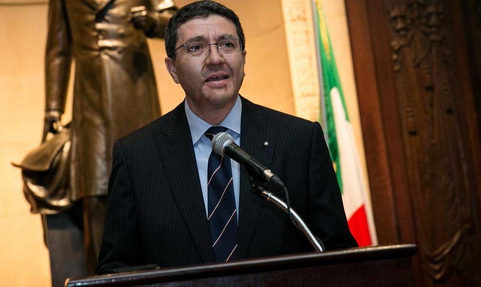 """La Embajada de Italia presenta el libro""""El Legado Italiano en República Dominicana"""""""