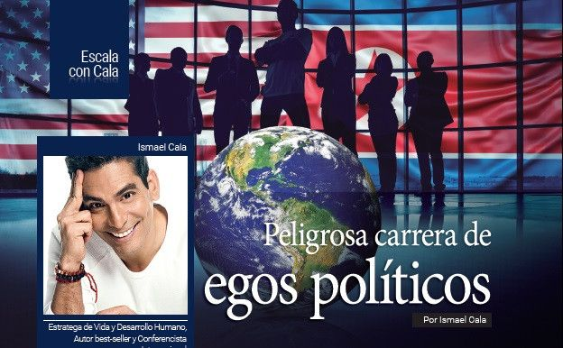 Peligrosa carrera de egos políticos