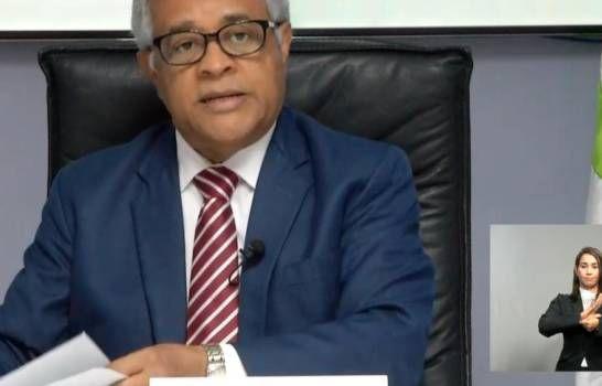 <p>Ministro de Salud explica sobre el aumento de casos de COVID-19 en los &uacute;ltimos d&iacute;as</p>