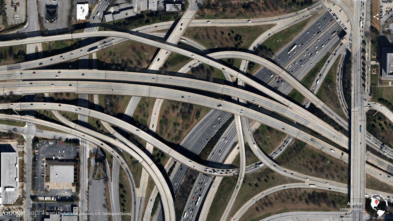 Propuestas para impulsar el desarrollo del transporte público en Atlanta